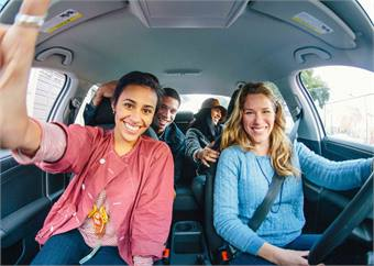 Image result for Uber carpool