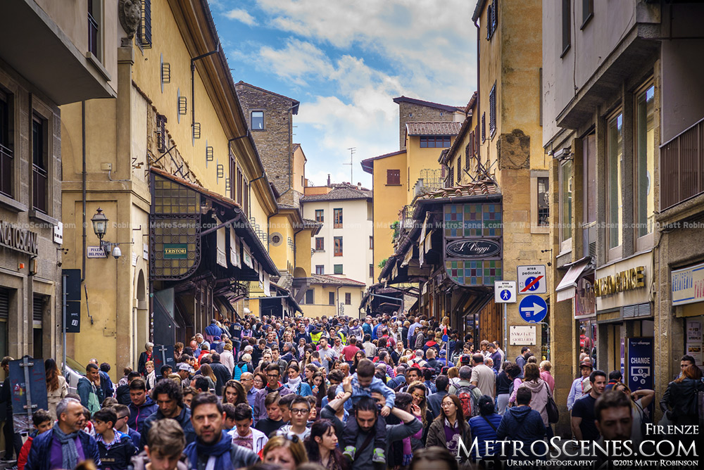 Image result for Florence crowds