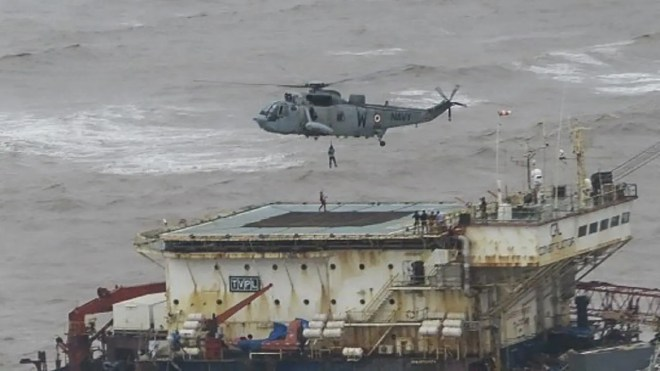 Tragedy at Arabian Sea: 22 dead, 65 missing from barge; 186 rescued