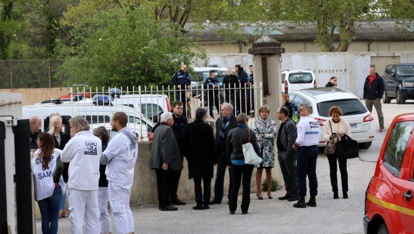 Le drame s'est noué dans les vestiaires du commissariat principal, vendredi 5 avril.
