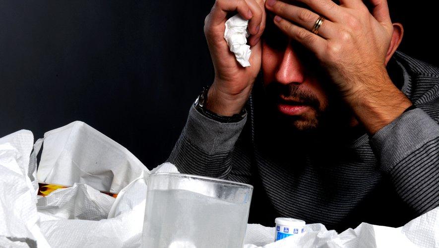 Voici l'ordre d'apparition des symptômes pour différencier grippe et Covid-19