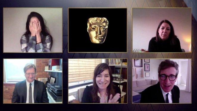 Un triomphe pour le film «Nomadland» aux Bafta, les récompenses britanniques du cinéma