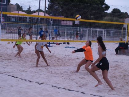 Seaside volleyball: the hope of flourishing in polo
