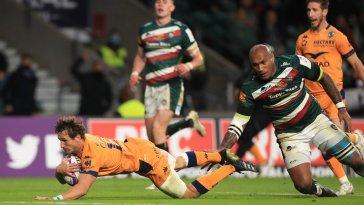 Rugby : Montpellier Champion !!! en renversant Leicester dans la finale (18-17)