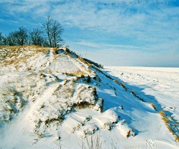 Image result for lake michigan frozen