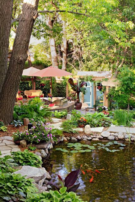 35 Beautiful Backyards | Midwest Living on Stunning Backyards  id=83544