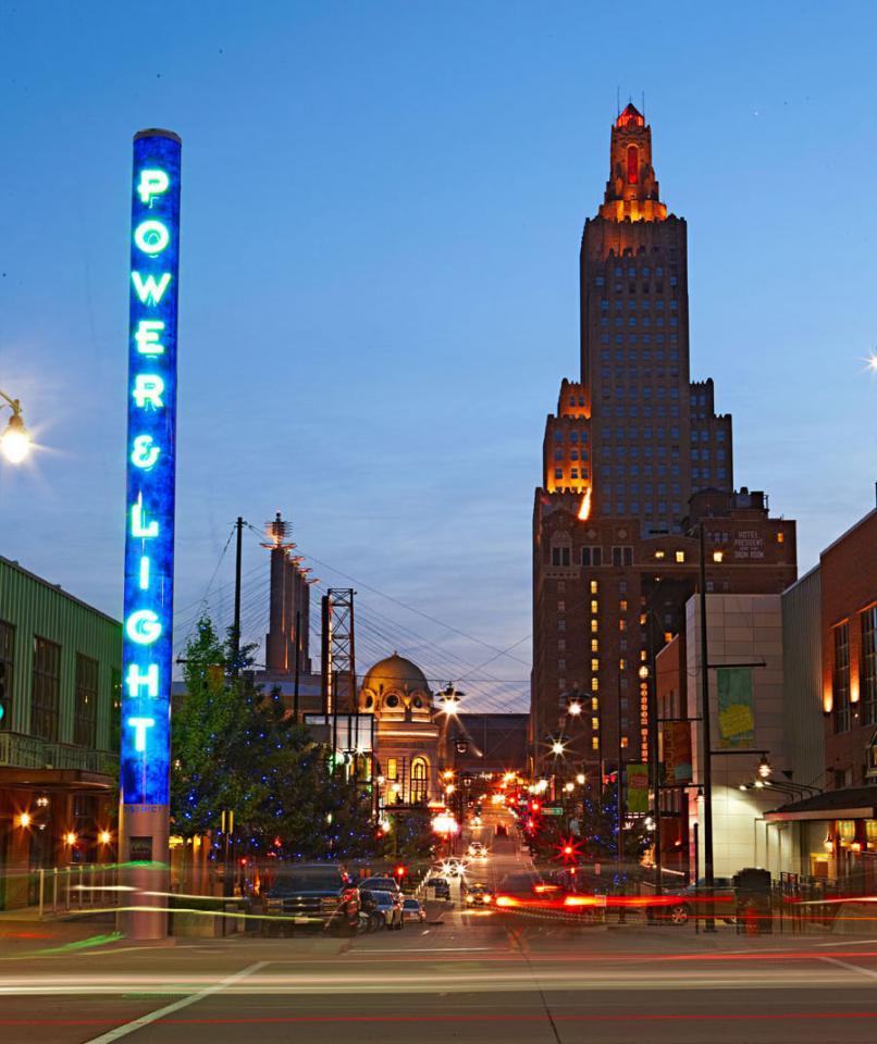 Power Kansas Light City