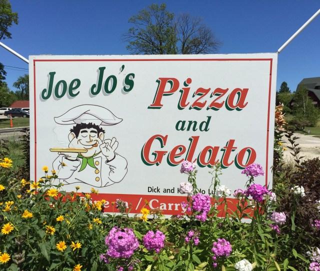 Joe Jos Pizza Door County Wisconsin