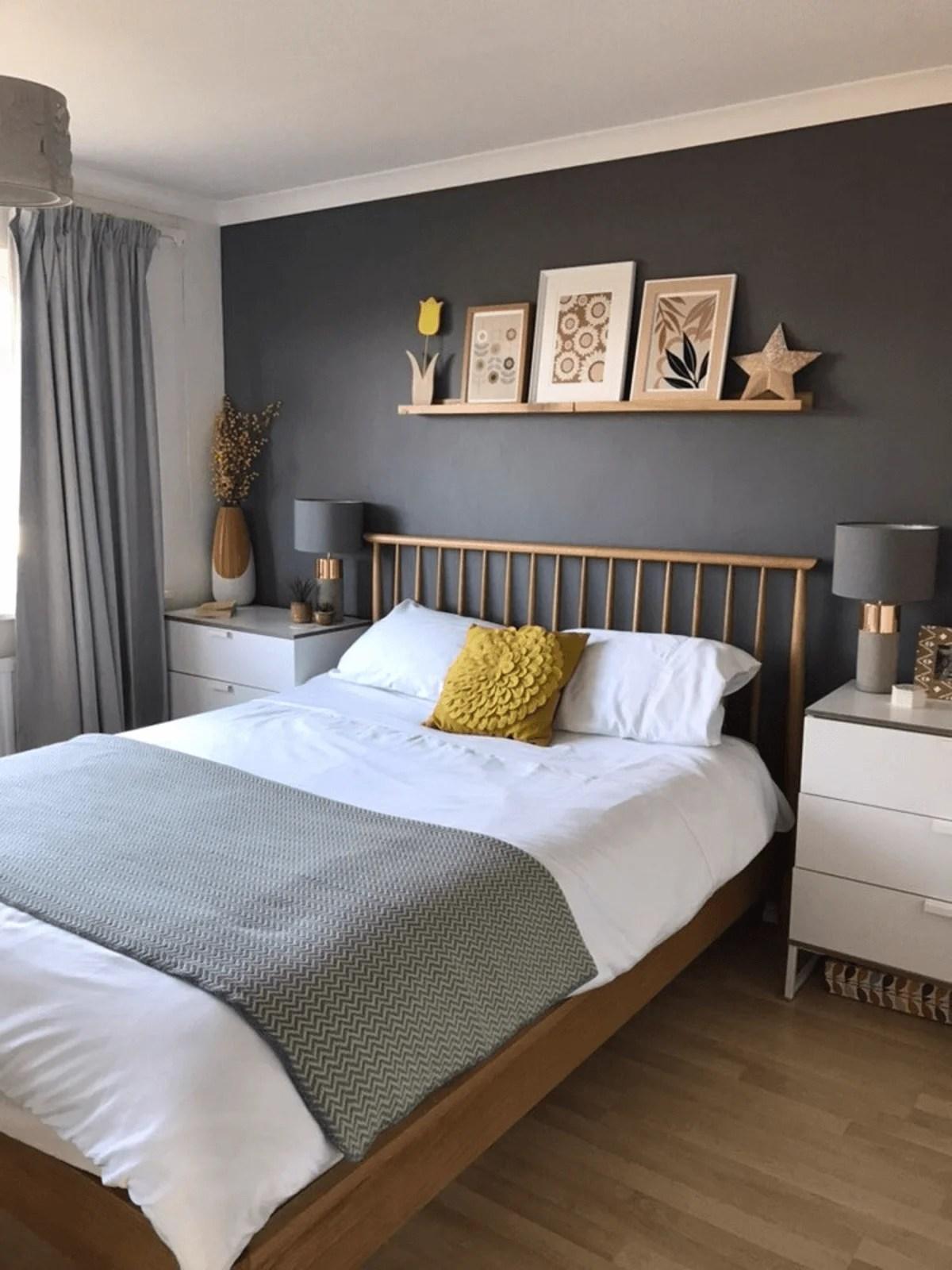 Hampton And Astley Grey Bedroom Ideas Milled