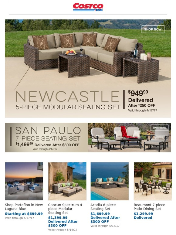 costo create your perfect patio shop