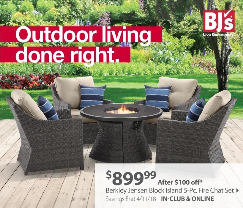 bjs wholesale club patio savings see