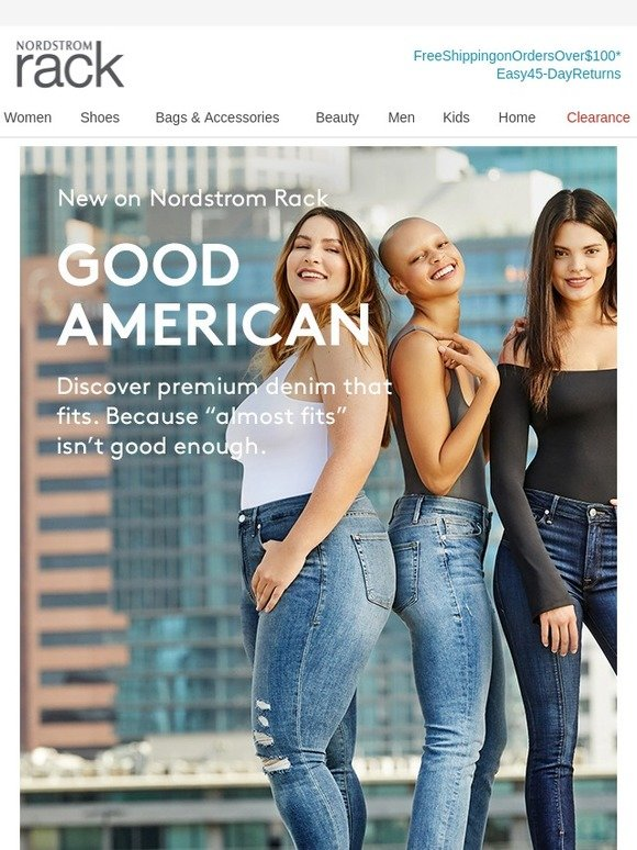 nordstrom the good american event new
