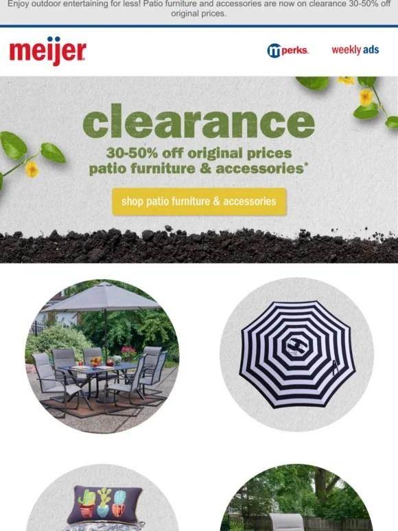 off patio furniture accessories