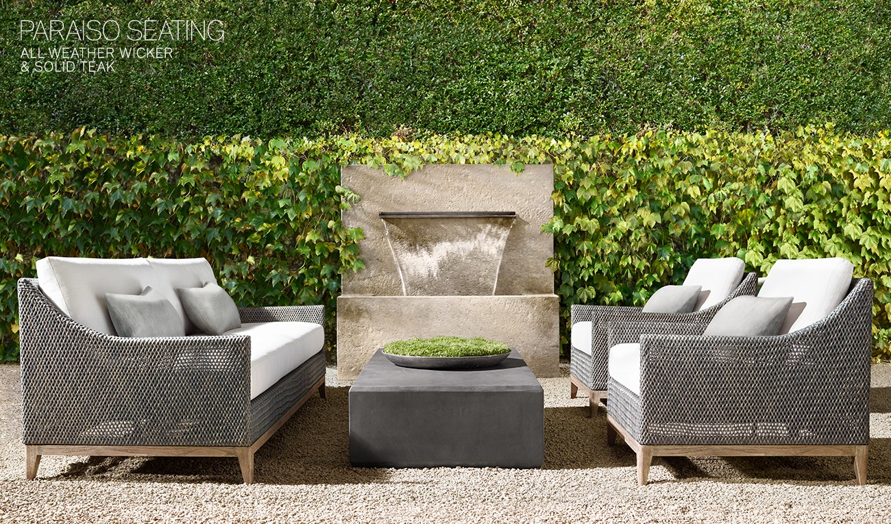 paraiso albion outdoor collections