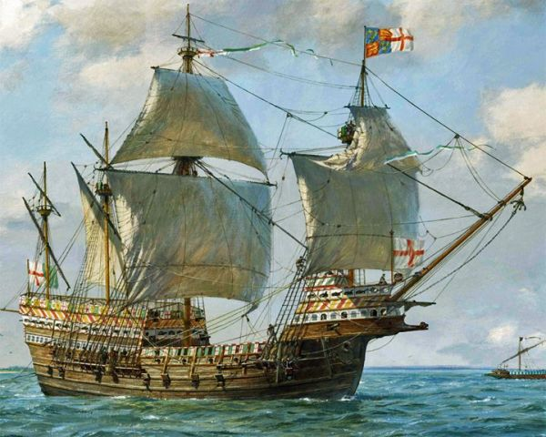 Raising the Mary Rose - IELTS reading practice test