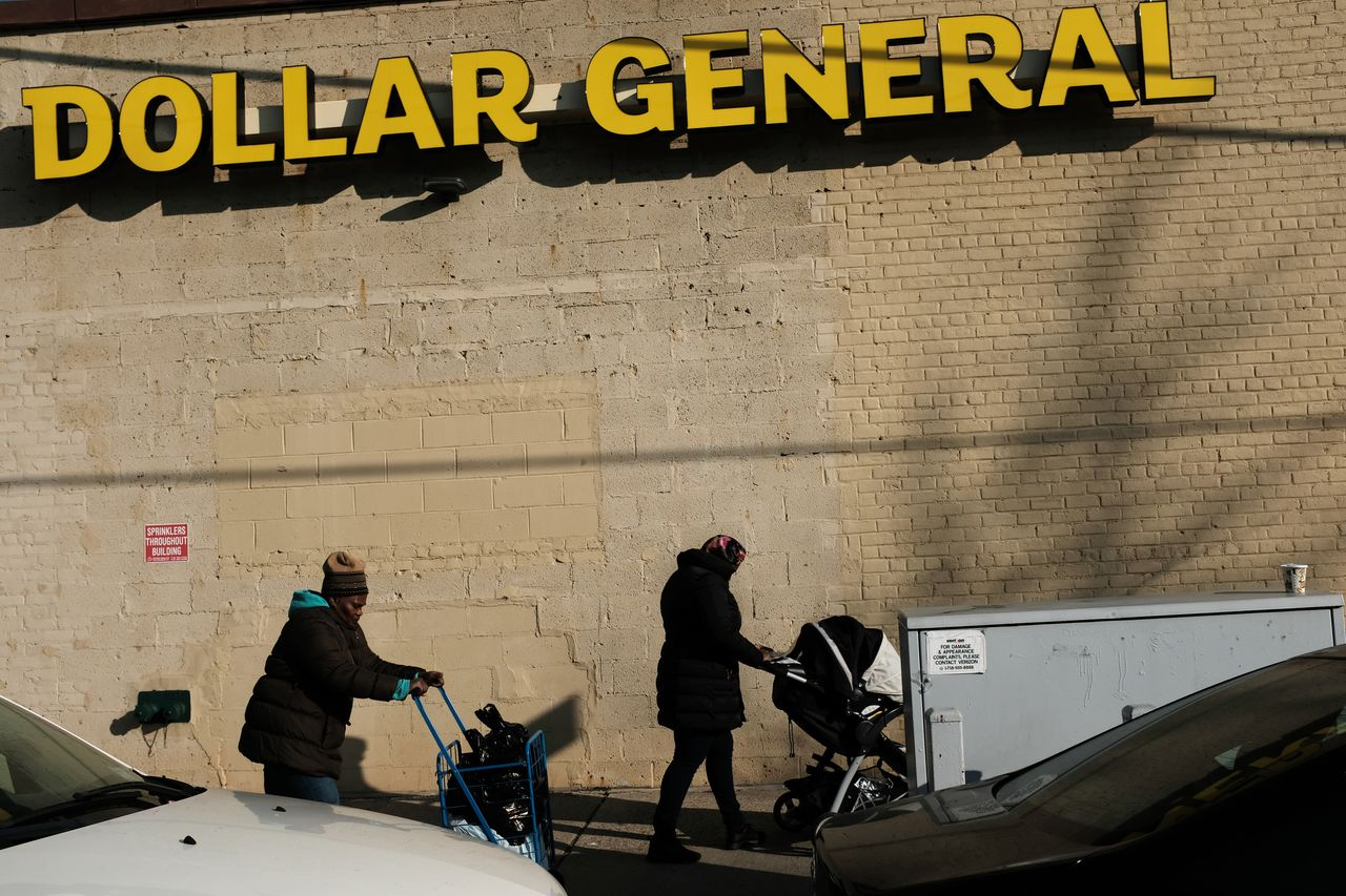 how dollar stores could provide a shot