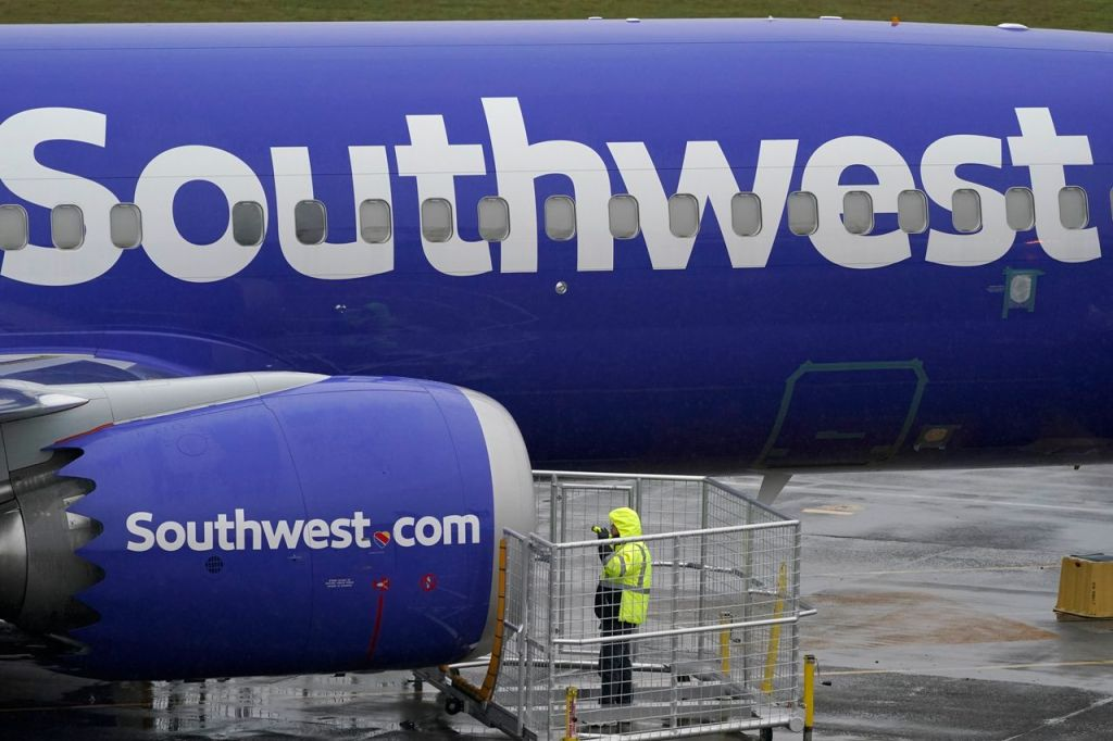 Southwest Airlines flight attendant loses two teeth in assault by passenger: union