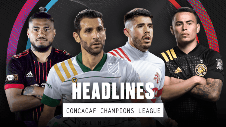 2021 Concacaf Champions League bracket | MLSSoccer.com