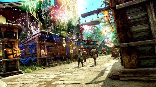 New World Amazon MMO