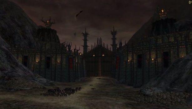 SPOILER ALERT: The Black Gate Revealed in PTR Cinematic | Lord of the Rings Online | MMORPG.com