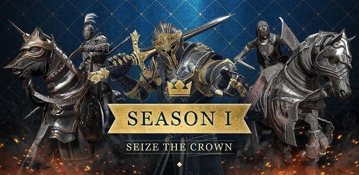 seize the crown game season 1