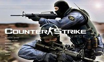 Screenshots of the Counter Strike 1.6 for Android tablet, phone.