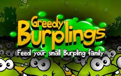 Screenshots of the Greedy Burplings for Android tablet, phone.