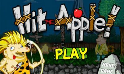 Screenshots of the Hit the Apple for Android tablet, phone.
