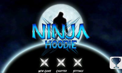 Screenshots of the Ninja Hoodie for Android tablet, phone.