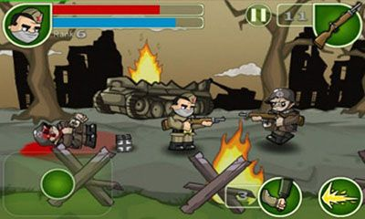 Screenshots of the Victory Day for Android tablet, phone.