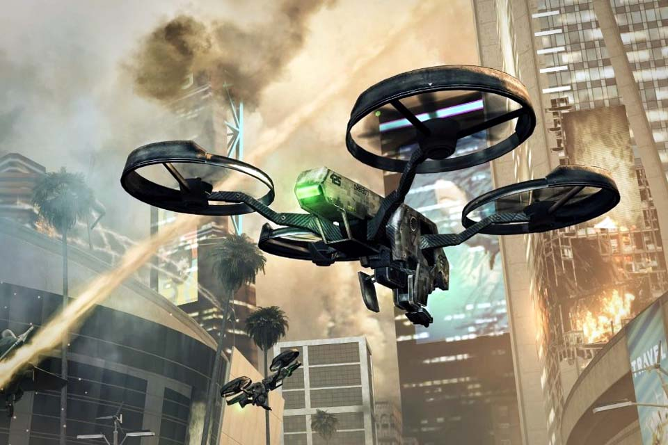 Up In the Air: The Rise of Commercial Drones