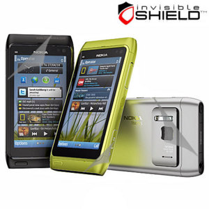 InvisibleSHIELD Full Body Protector - Nokia N8