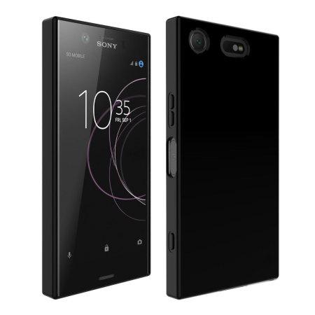 Olixar Flexishield Sony Xperia XZ1 Compact Gel Case ...