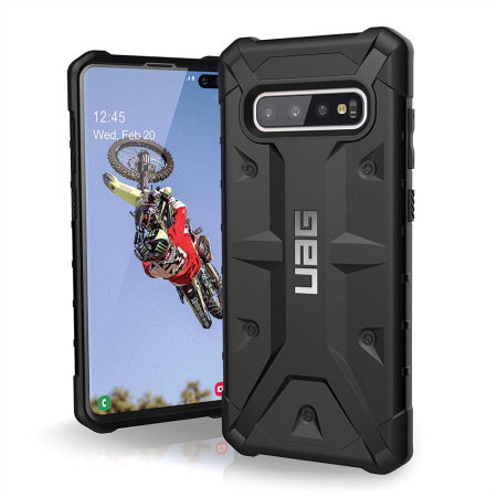Uag Pathfinder Samsung Galaxy S10 Plus Protective Case Black