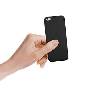 Power Jacket Case 4200mAh for iPhone 5 - Black