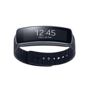 Samsung Gear Fit Smartwatch - Black