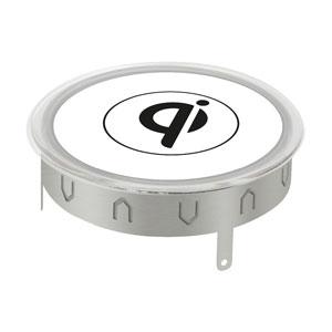 ZENS Qi Wireless Charging Pad for Furniture - EU Mains