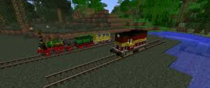 Traincraft Minecraft Texture Packs