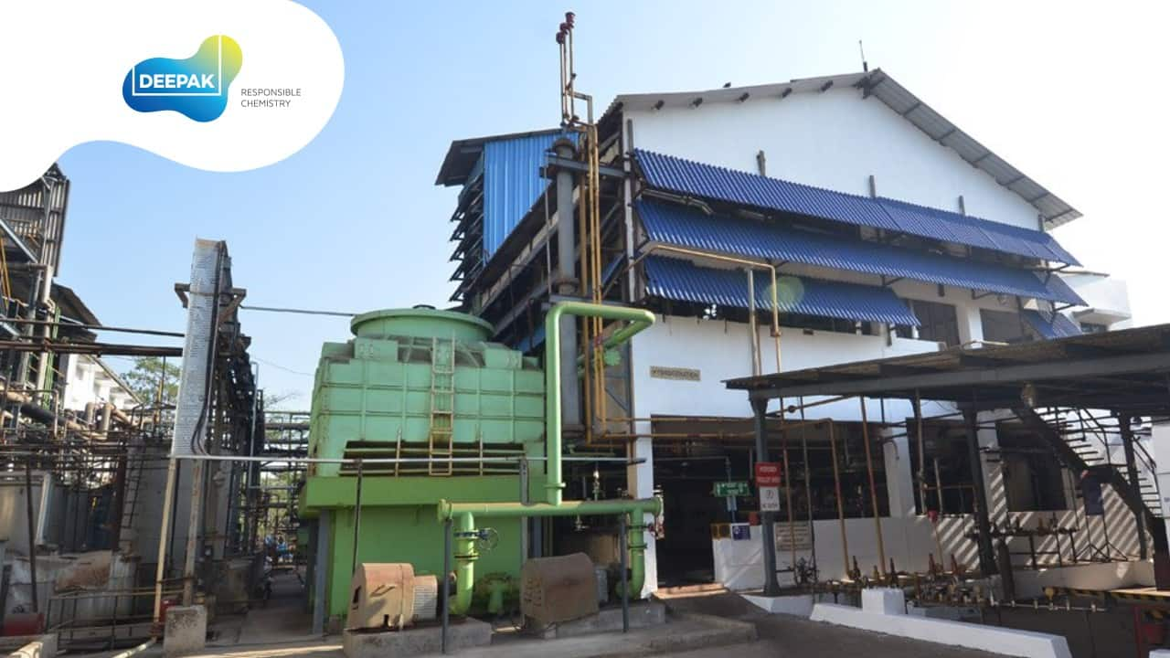 Deepak Nitrite | The Vanguard Group Inc A/C Vanguard Emerging Markets Stock Index Fund A Series of V I E I F bought 12,02,981 shares in company at Rs 839.18 per share. (Image: godeepak.com)