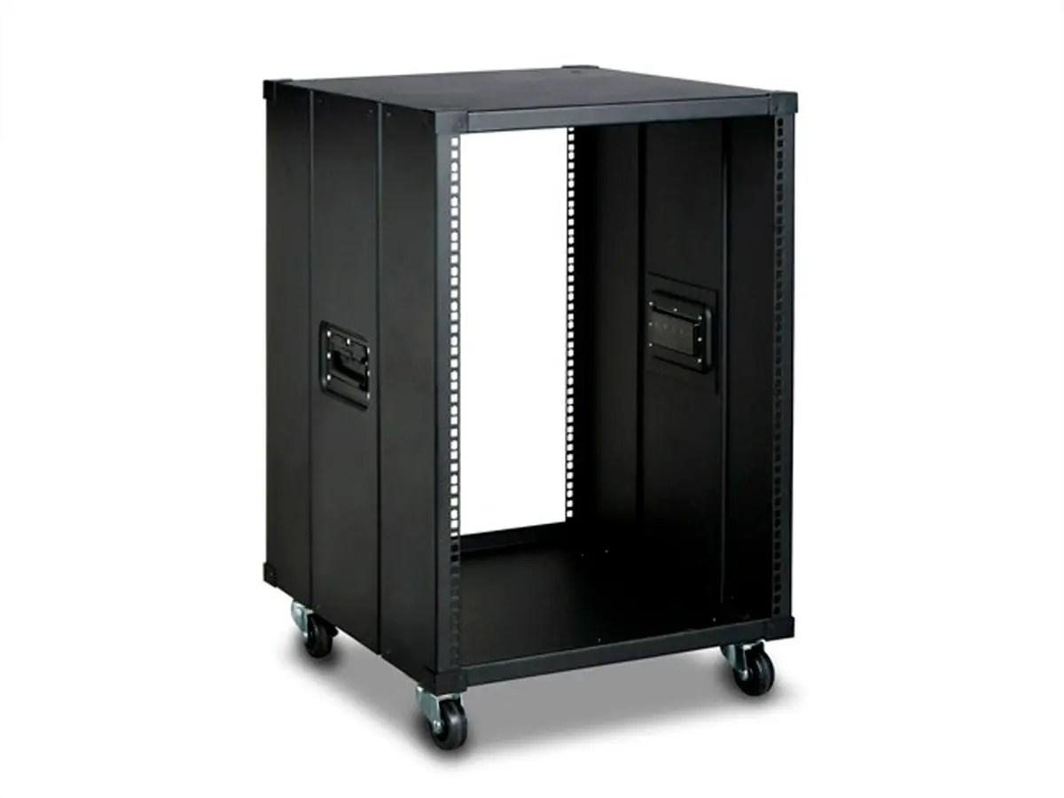 monoprice 15u 600mm depth simple server rack gsa approved