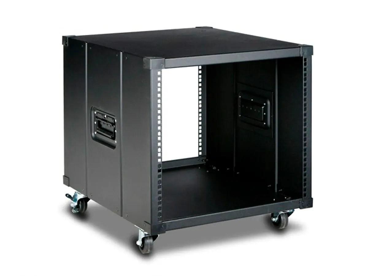 monoprice 9u 600mm depth simple server rack gsa approved