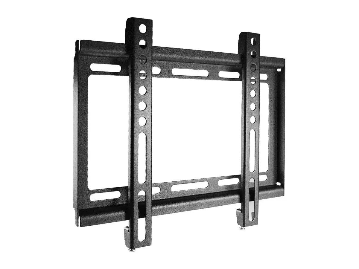 Monoprice Select Series Fixed Tv Wall Mount Bracket For Tvs Up To 42in Max Weight 77lbs Vesa