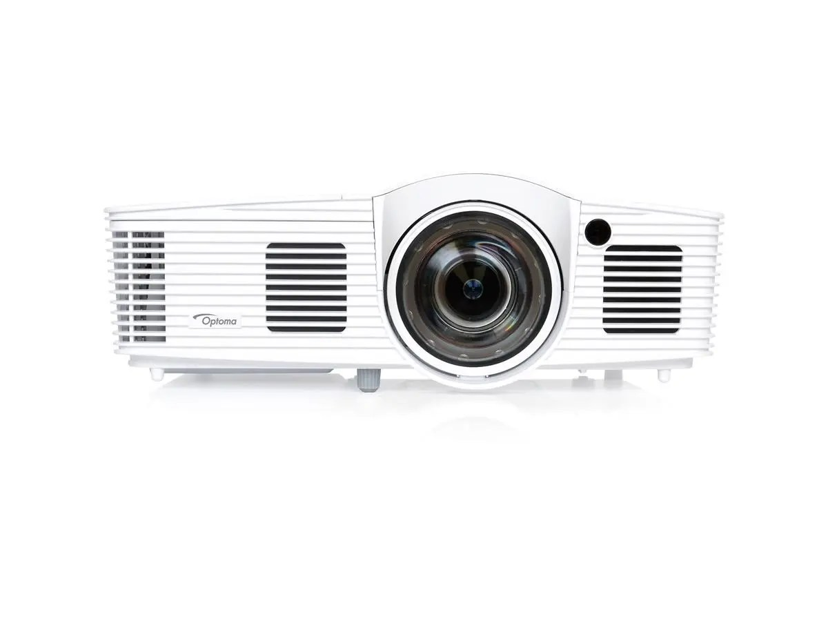 Optoma Gt Full 3d P Lumen Dlp Gaming Projector With Mhl Enabled Hdmi Port Ready For