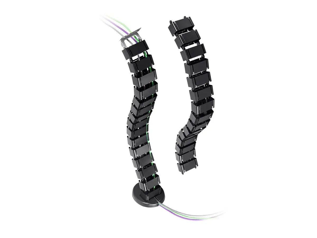 Monoprice Cable Management Spine Black