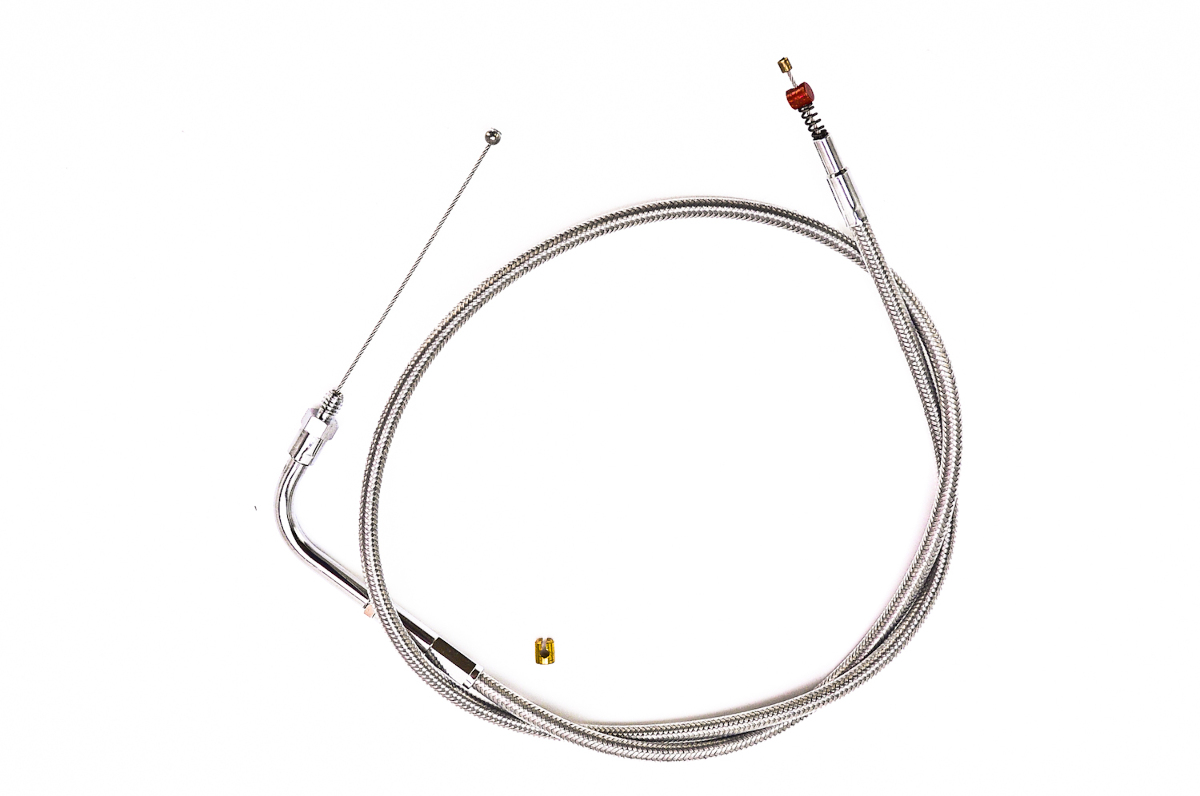 Barnett Stainless Steel Idle Cable