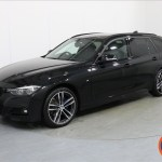 Used Or Nearly New Bmw 3 Series 320d Xdrive M Sport Shadow Edition 5dr Step Auto 1099178 In Black For Sale At Motorpoint Chingford Motorpoint