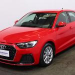 Used Or Nearly New Audi A1 30 Tfsi Sport 5dr 1152101 In Red For Sale At Motorpoint Burnley Motorpoint
