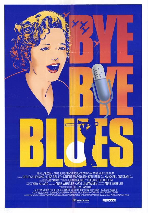 Poster do filme Bye Bye Blues