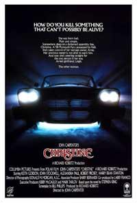 Poster do filme Christine