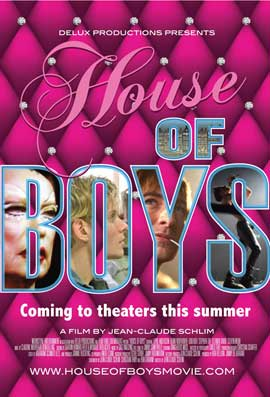Poster do filme House of Boys
